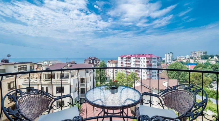 Продажа 4-комнатной квартиры в Быхте 16