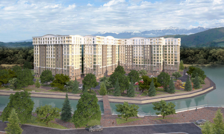Продажа 2-комнатной квартиры в ЖК «Кватро» (49,50 м²)