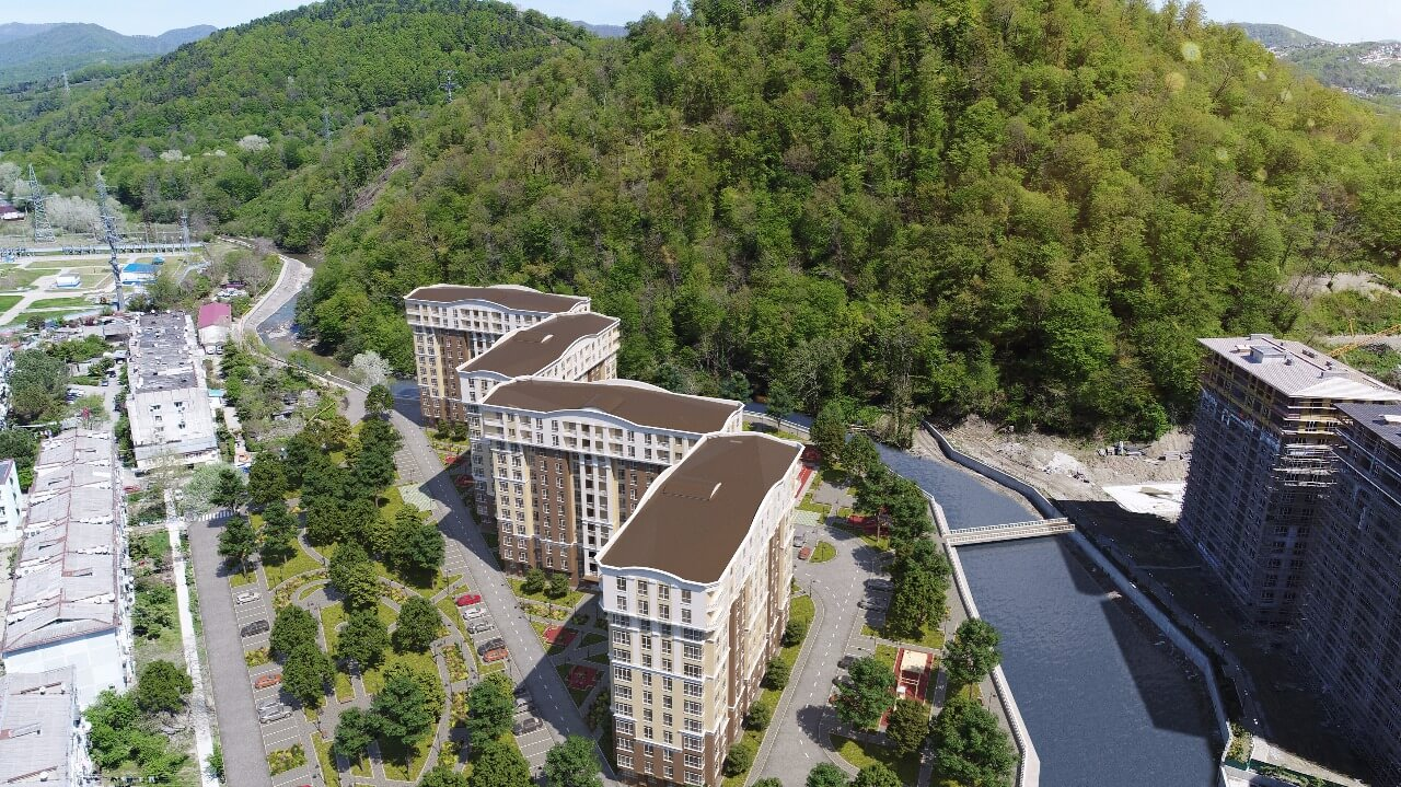 Продажа 1-комнатной квартиры в ЖК «Кватро» (36,22 м²)