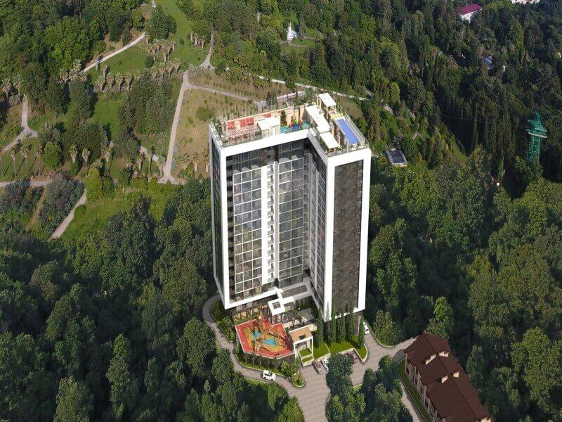 Продажа 2-комнатной квартиры в ЖК «Метрополь» (47,68 м²)