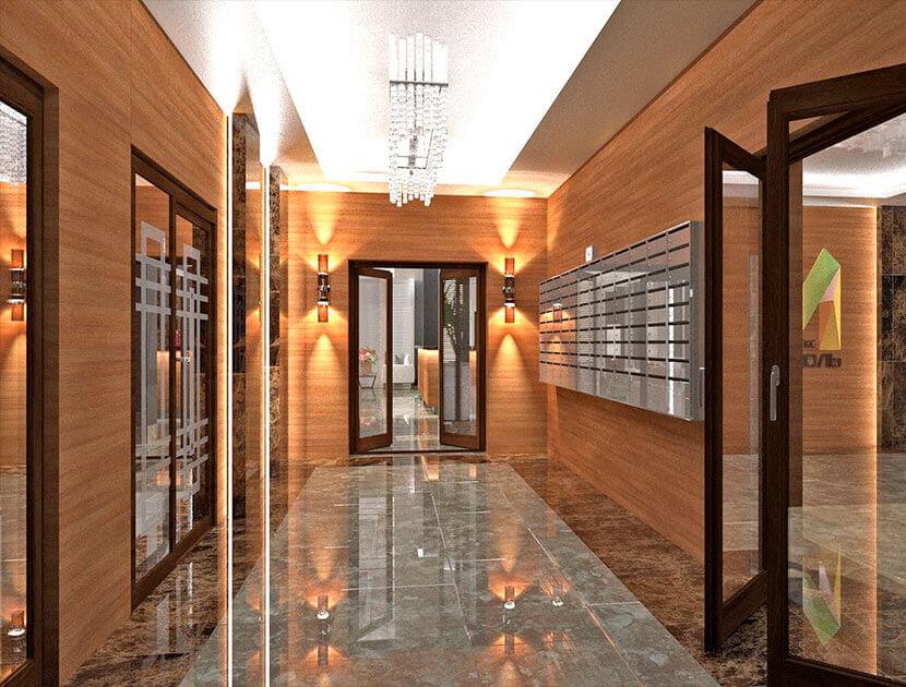Продажа студии в ЖК «Метрополь» (23,1 м²)
