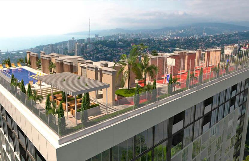 Продажа 2-комнатной квартиры в ЖК «Метрополь» (52,77 м²)