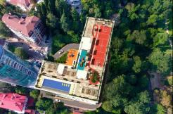 """roof3 246x162 - Продажа 1-комнатной квартиры-студии в ЖК """"Метрополь"""" (17,09 м²)"""
