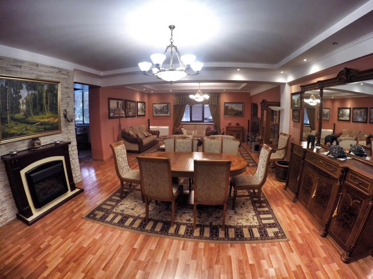 Продажа 3-х комнатной квартиры по ул. Первомайской, 6 (121 м²)