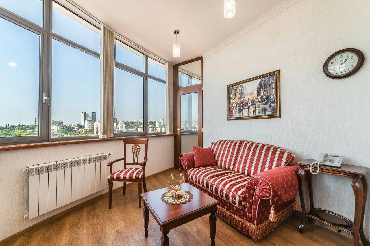 Продажа 3-х комнатной квартиры по ул. Воровского, 41 (110 м²)