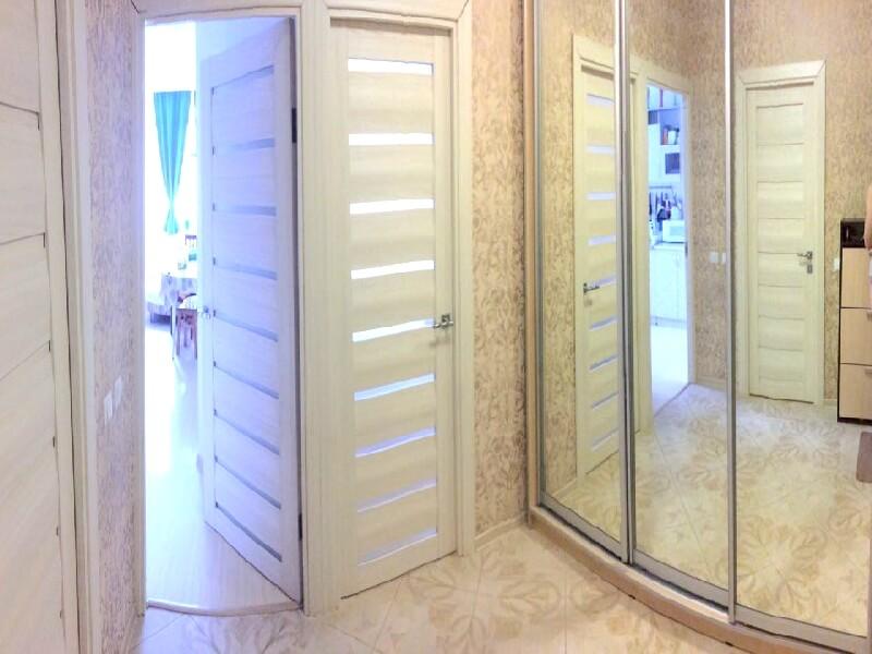 Продажа 1-комнатной квартиры по ул. Виноградной (35 м²)