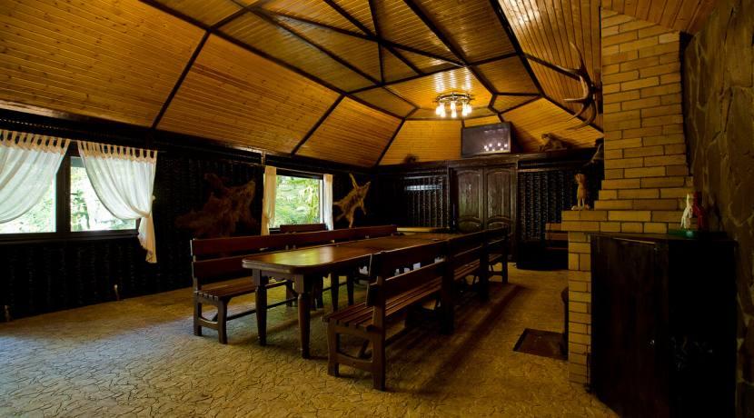 Эко-резиденция Голицыно 19