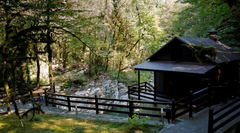 Эко-резиденция Голицыно 2