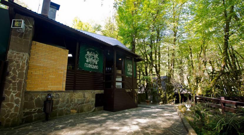 Эко-резиденция Голицыно 33