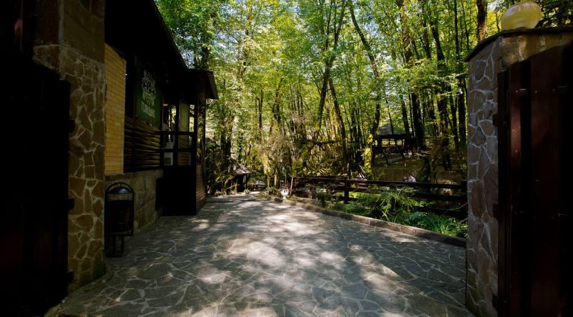 Эко-резиденция Голицыно 34