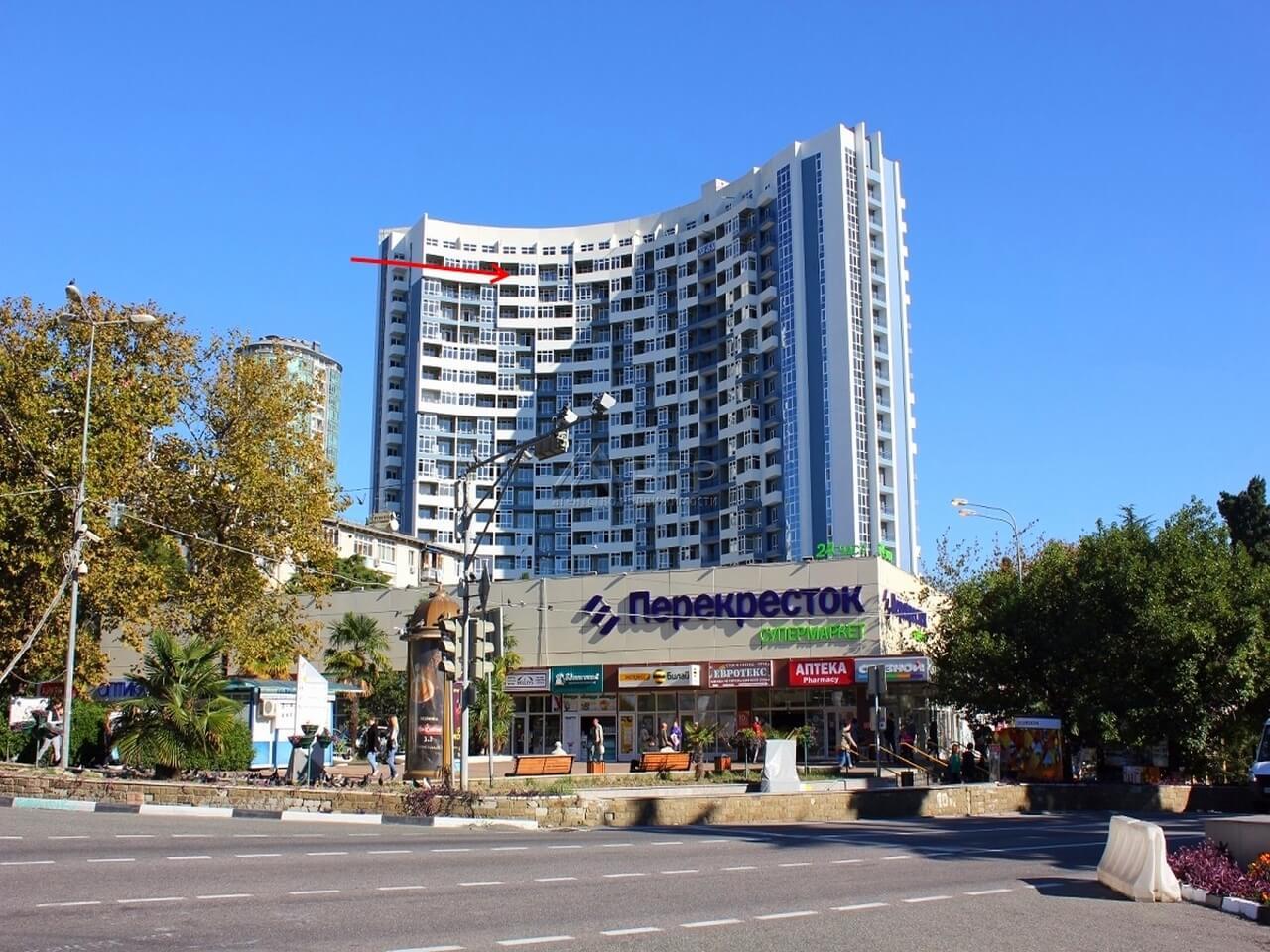 Продажа квартиры-студии в ЖК Москва (32,8 м²)