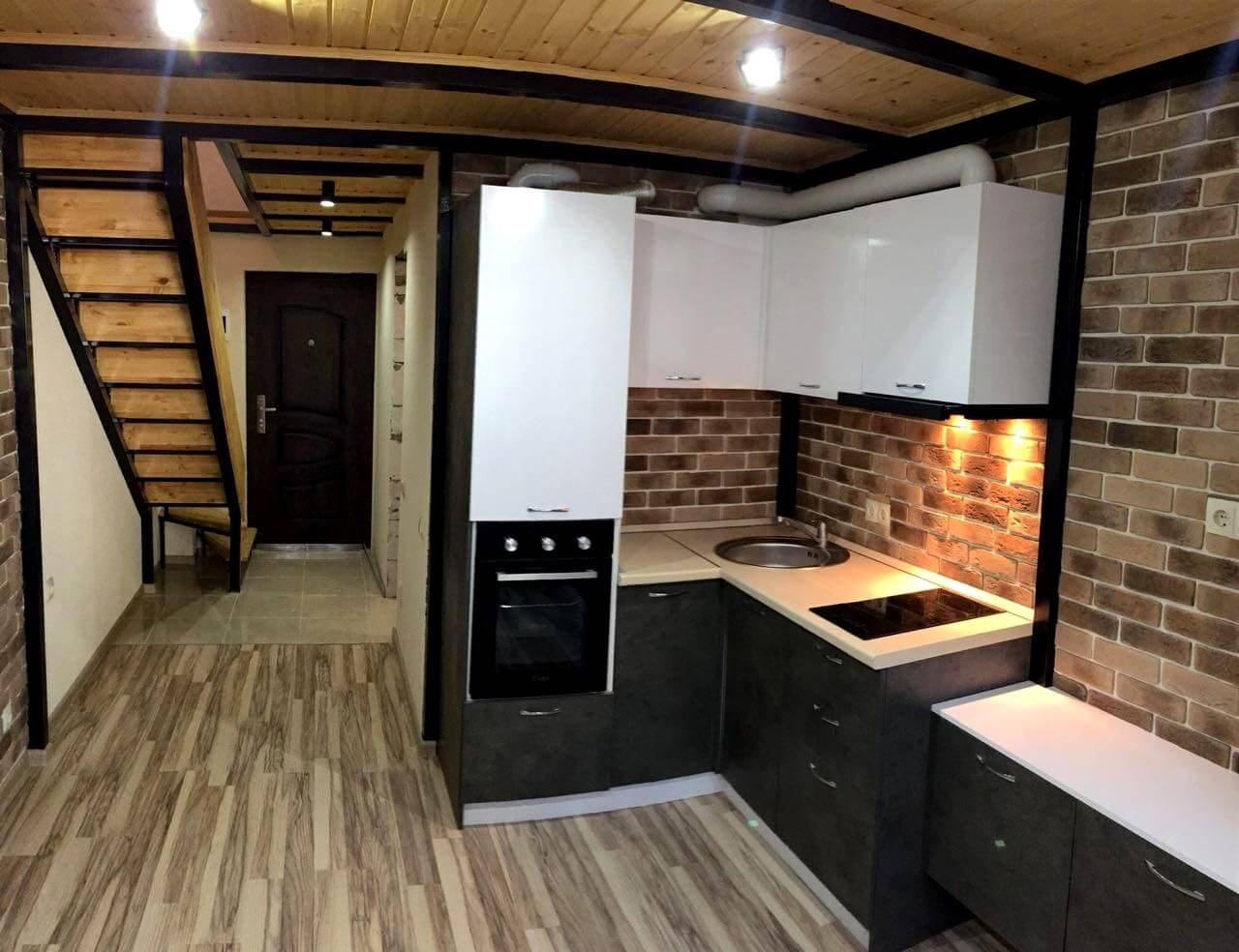 Продажа 2-комнатной квартиры в ЖК Панорама 3 (40 м²)