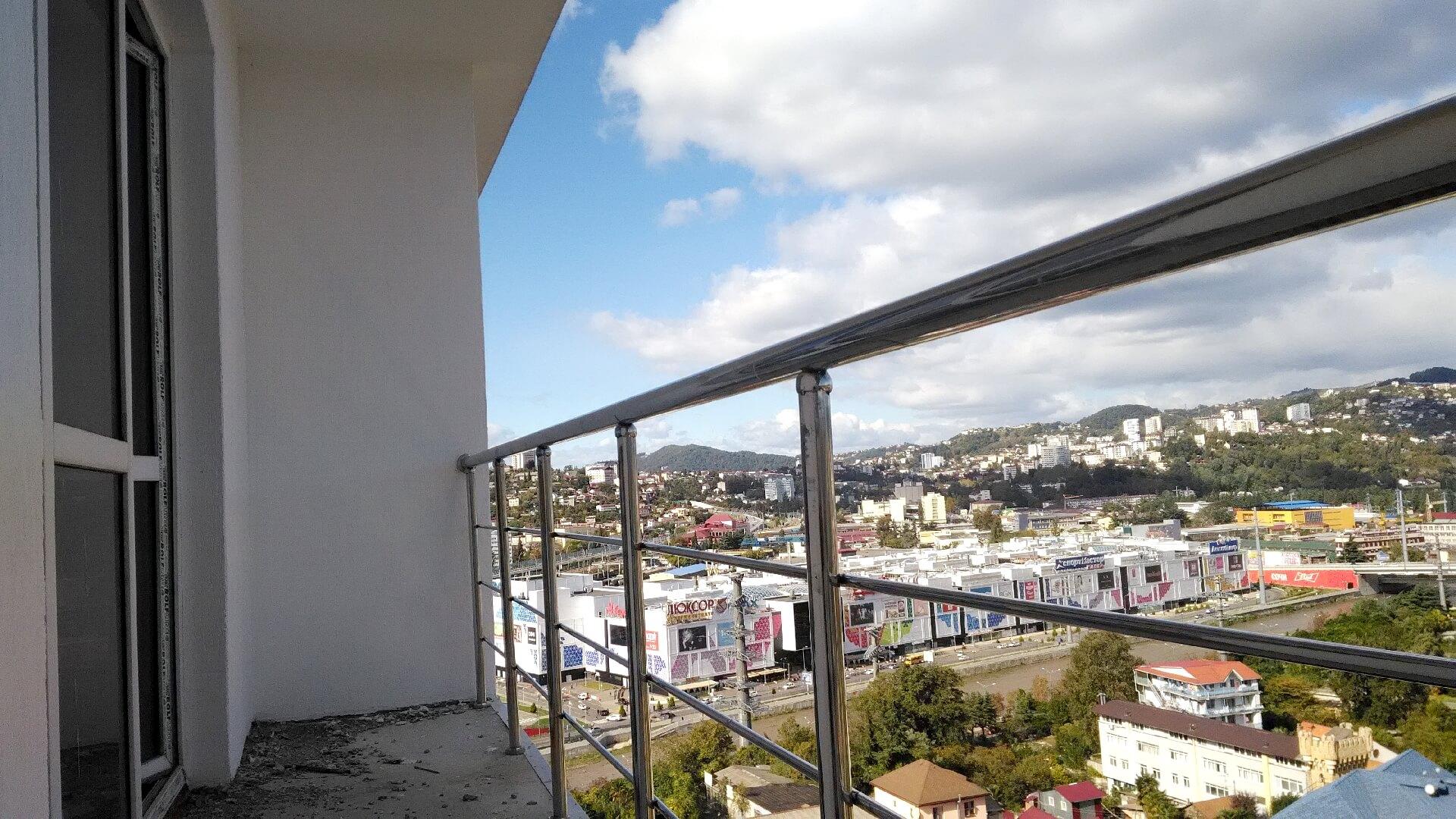 Продажа квартиры-студии в ЖСК Альпика + (43,4 м²)