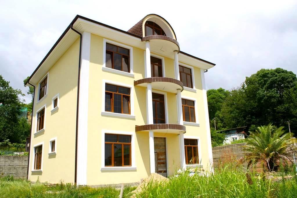 Продажа дома по ул. Каспийской (395,2 м²)