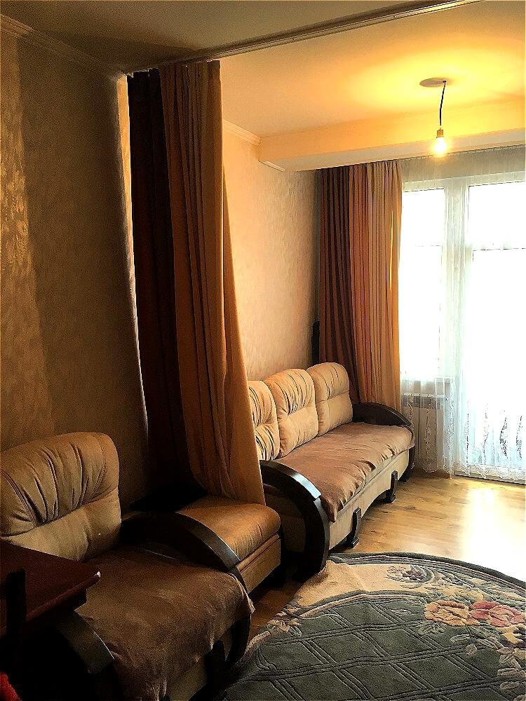 Продажа 1-комнатной квартиры в ЖК Скай-Хаус (40 м²)