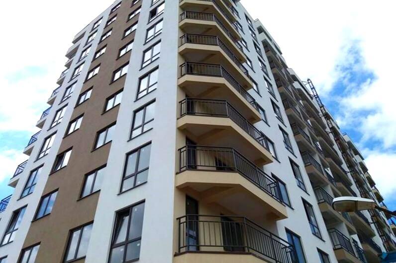 Продажа 1-комнатной квартиры в ЖК Гранд (38 м²)