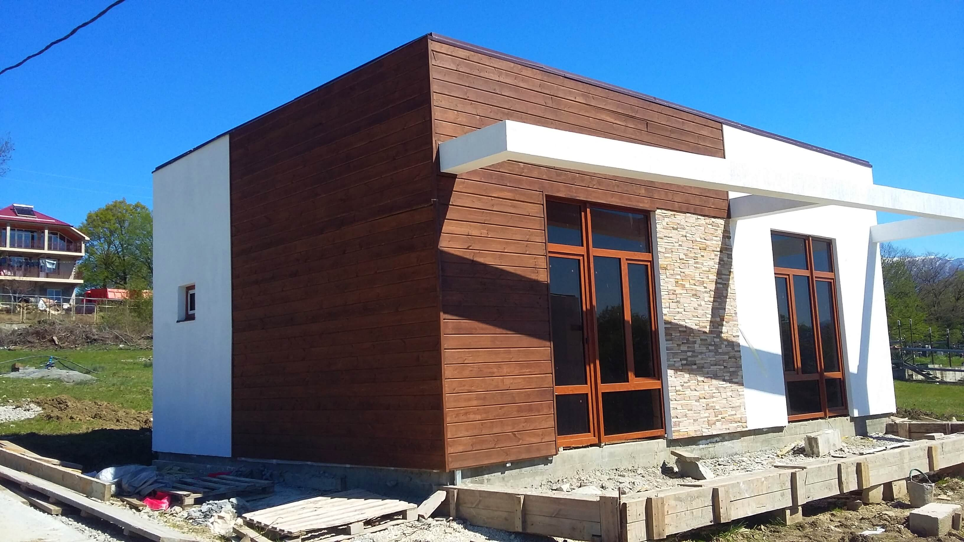 Продажа дома в с. Черешня (60 м²)