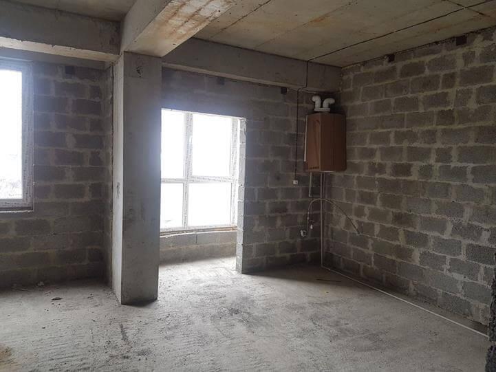 Продажа 1-комнатной квартиры в ЖК Континент (32,3 м²)