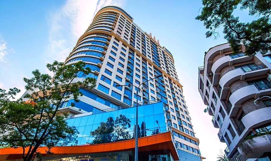 Продажа 2-комнатной квартиры в ЖК Олимпик Плаза (65 м²)