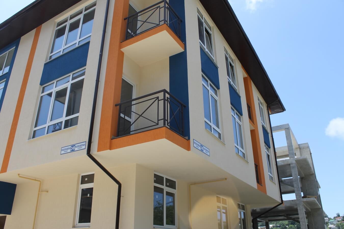 Продажа квартир в ЖК Юрьевский — 4 (27 м² и 29,5 м²)