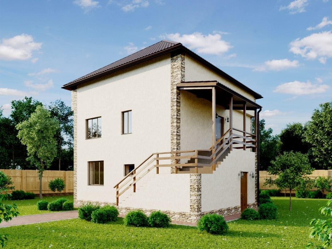 Продажа дома по ул. Тепличной 39 (203 м²)