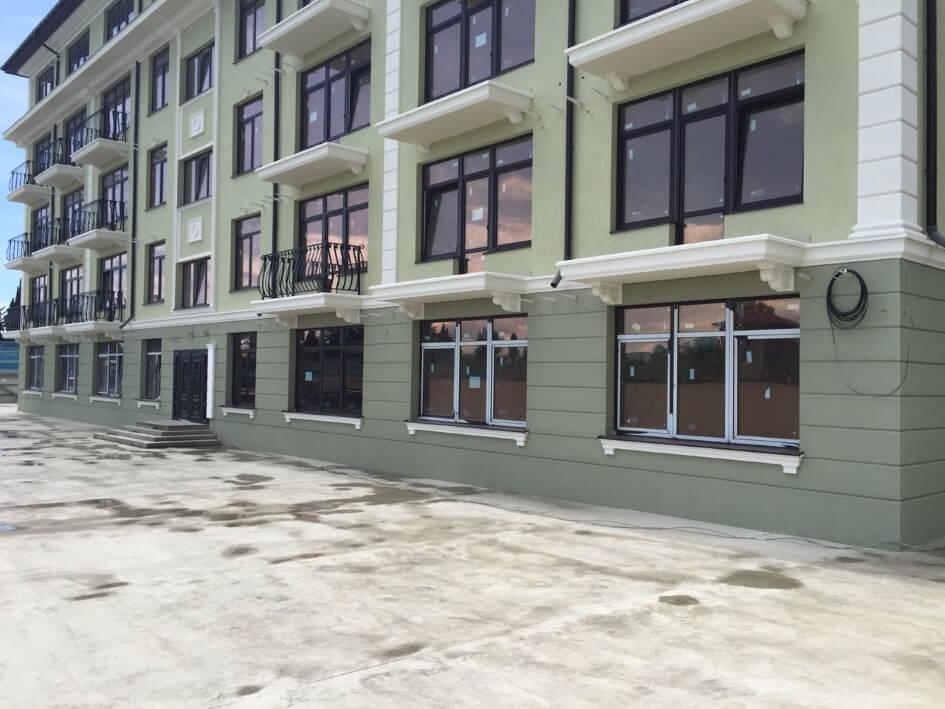 Продажа 1-комнатной квартиры в ЖК Айвазовский 3 (29 м²)