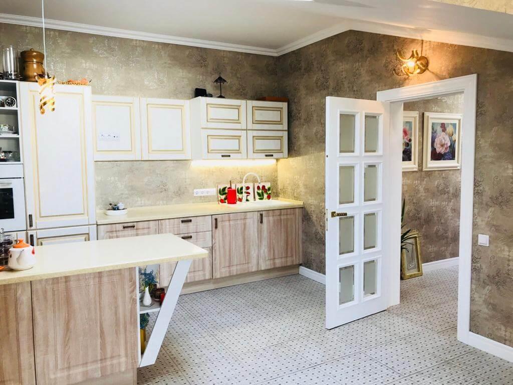 Продажа 4-комнатной квартиры в ЖК Бригантина (107 м²)