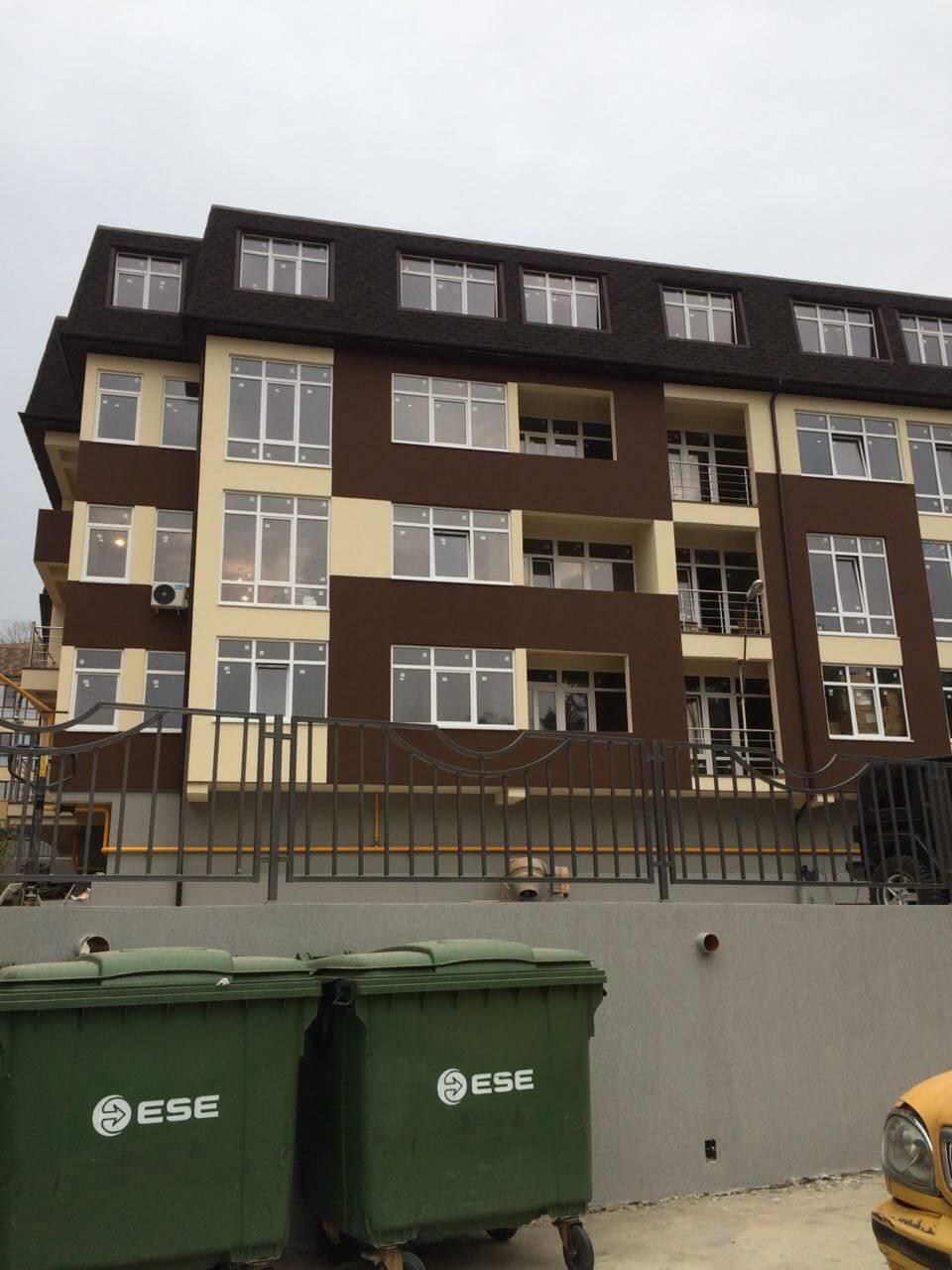 Продажа 1-комнатной квартиры по ул. Медовой 86 (49,3 м²)