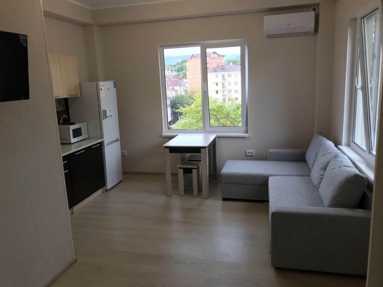 Продажа квартиры-студии в ЖК Озеро 2 (25,9 м²)