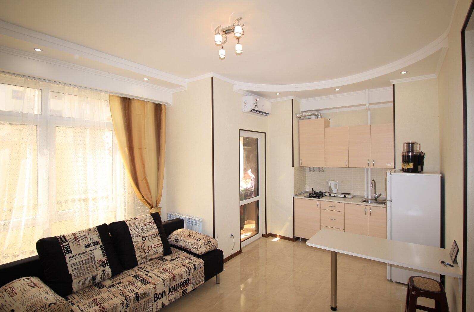 Продажа квартиры-студии в ЖК Мадрид 3 (27,5 м²)