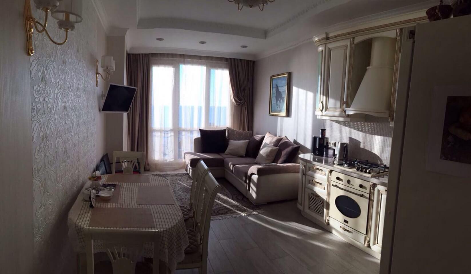 Продажа 2-комнатной квартиры по ул. Санаторной 55Б (34,7 м²)