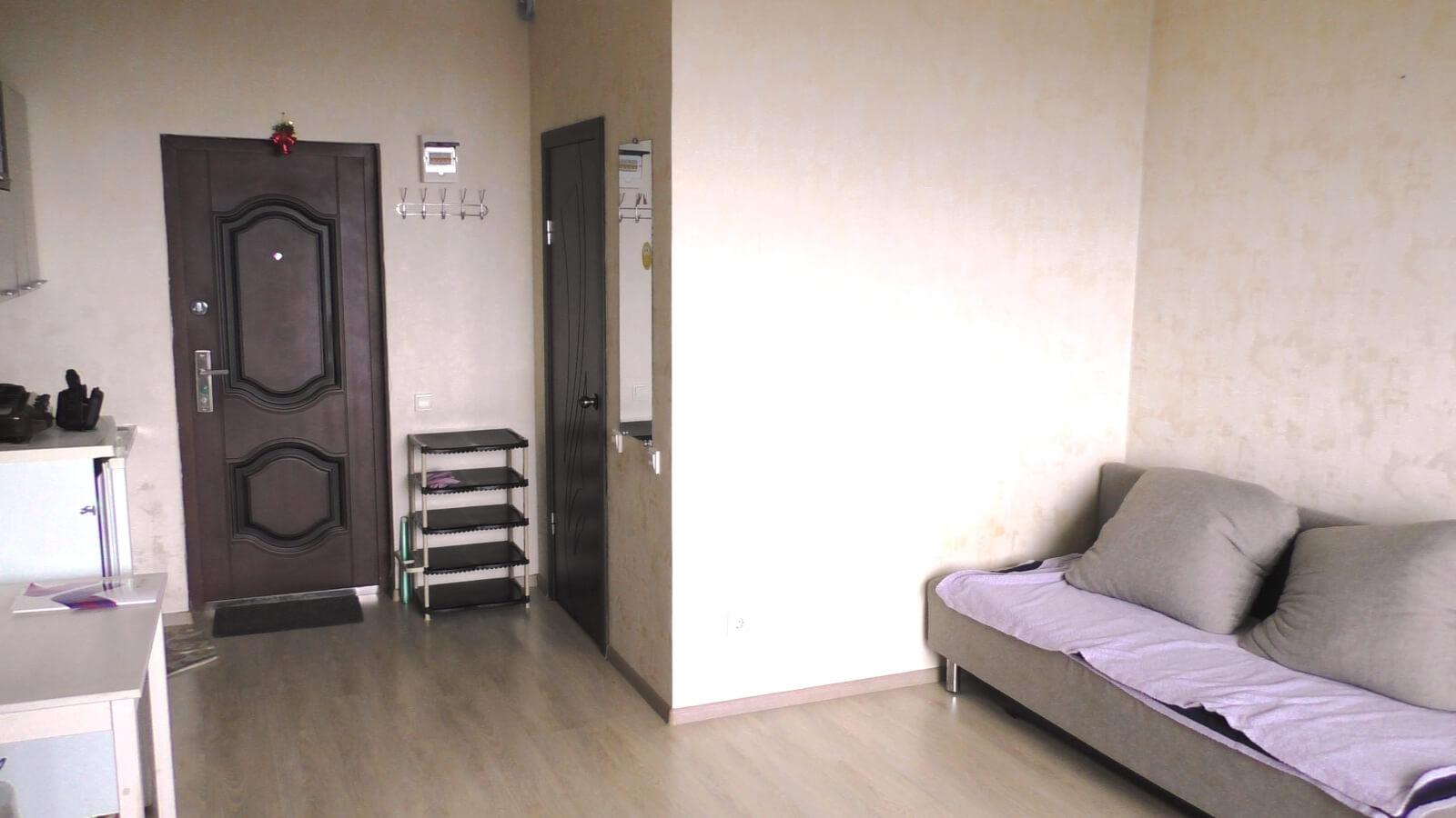Продажа квартиры-студии в ЖК Карусель (25,5 м²)