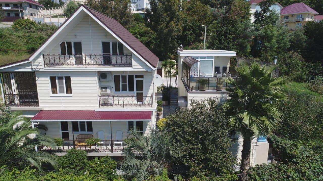 Продажа дома в Адлерском районе (250 м²)