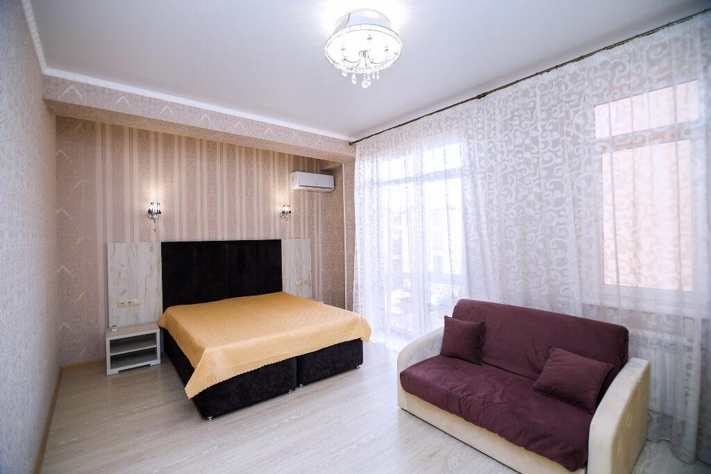 Продажа 1-комнатной квартиры в ЖК Астория (37 м²)