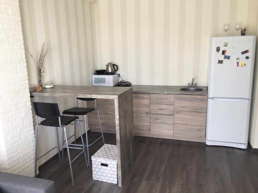 Продажа 1-комнатной квартиры в ЖК Волжский 2 (31 м²)