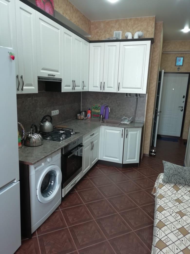 Продажа 1-комнатной квартиры по ул. Водораздельной (26 м²)