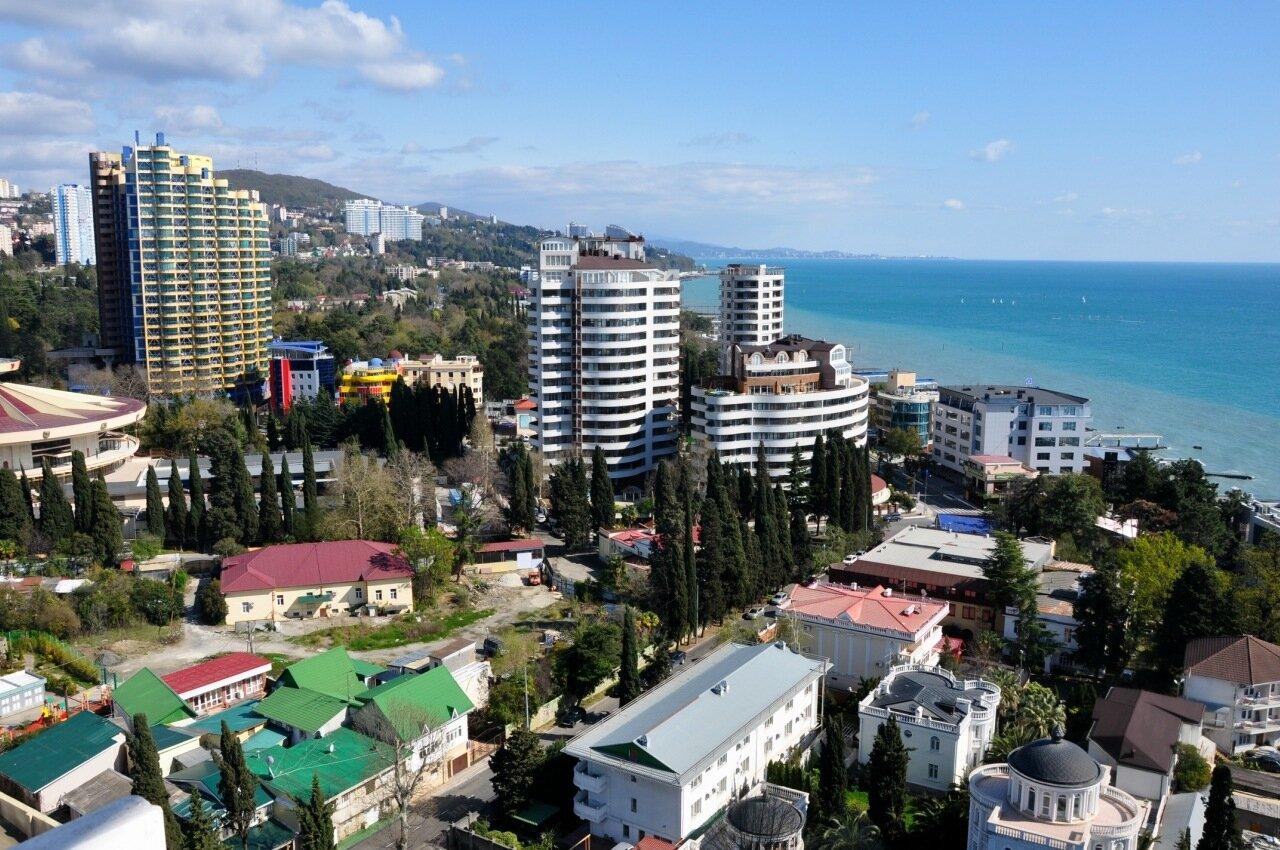 Инвестиции в недвижимость Сочи