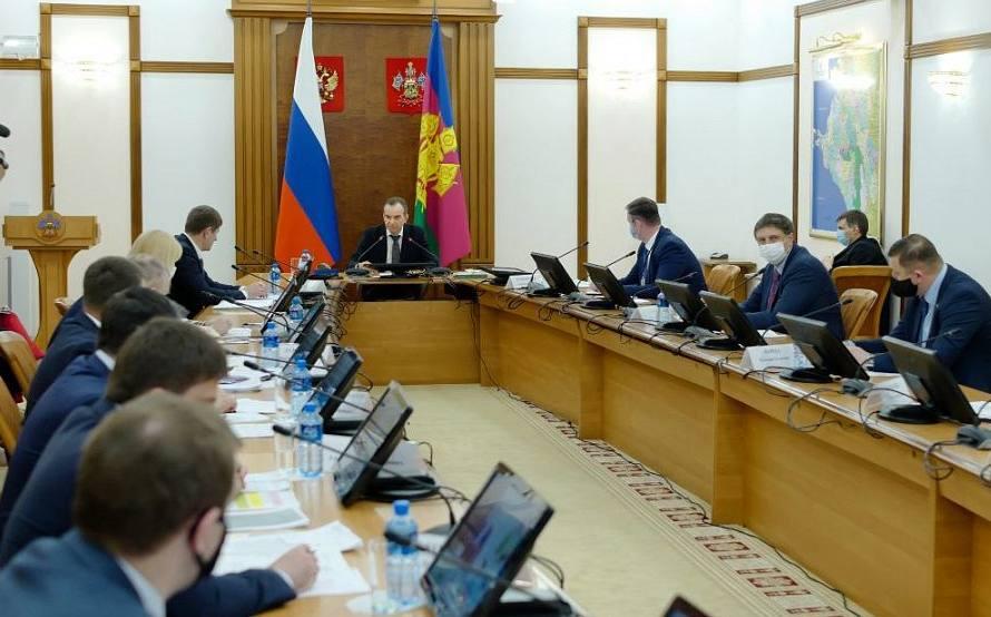 Меры поддержки застройщиков будут разработаны в Краснодарском крае