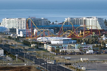 Россияне охотно скупают жилье в Сочи