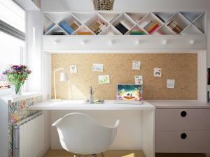 uyutnyj interer ofisa 18 300x225 - Как организовать офис дома?