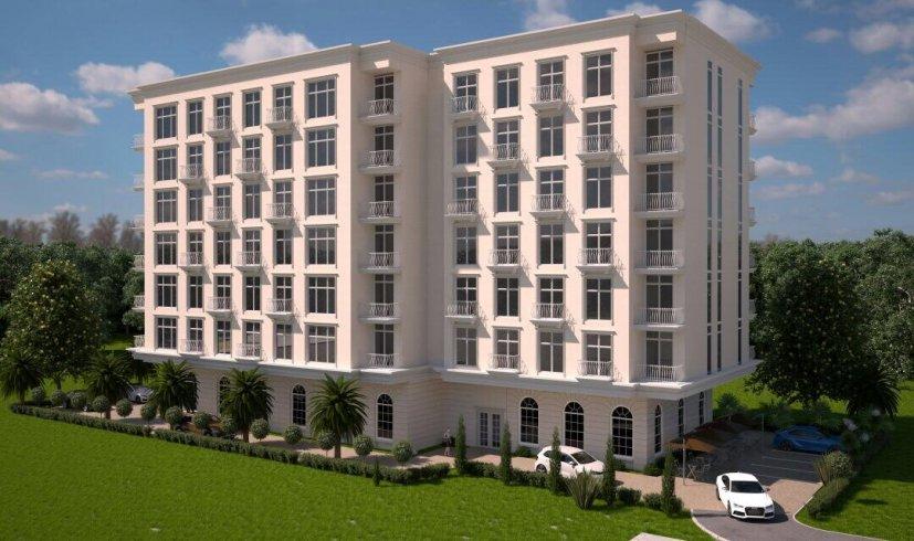 Продажа 2-х комнатной квартиры по ул. Гагарина, д. 55 Б (29,6 м²)