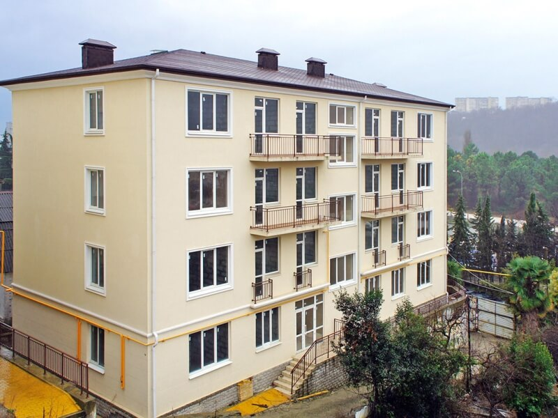 ЖК по ул. Пластунская 168